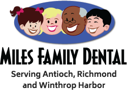 Miles Family Dental logo